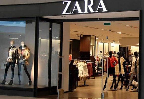 En Zara también están obligando a la gente a ir a las tiendas