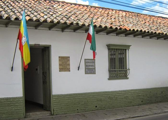Zipaquirá, cuna de la Academia de Historia de Cundinamarca