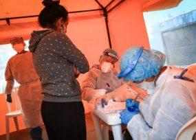 2.115 contagiados y 63 nuevos fallecidos por coronavirus en Colombia