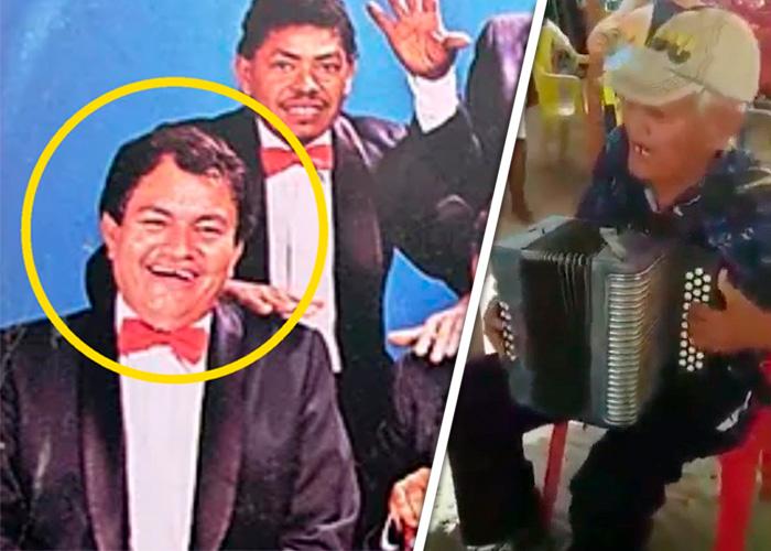El mítico cantante vallenato que quedó en la calle por culpa de las drogas