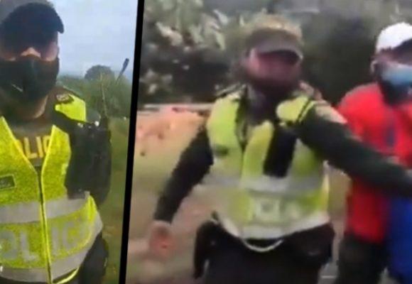 El patrullero Zúñiga y las órdenes injustas