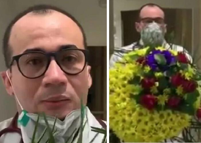 Indignantes y vergonzosas, así son las amenazas contra el Dr. Buelvas