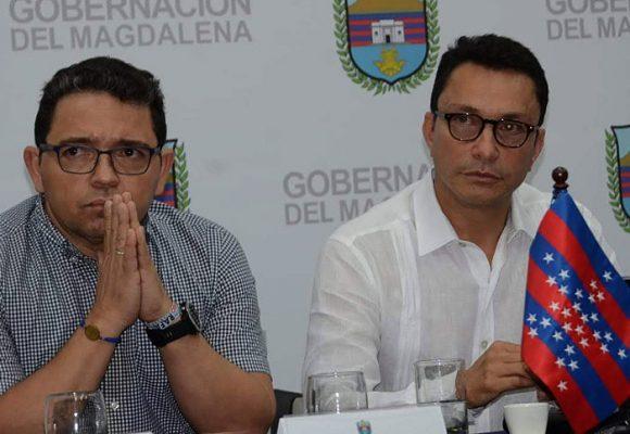 Barbosa desempolva la investigación contra Carlos Caicedo y Rafael Martínez