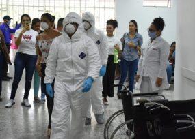 8.235 nuevos contagios y 270 fallecidos más por COVID-19 en Colombia