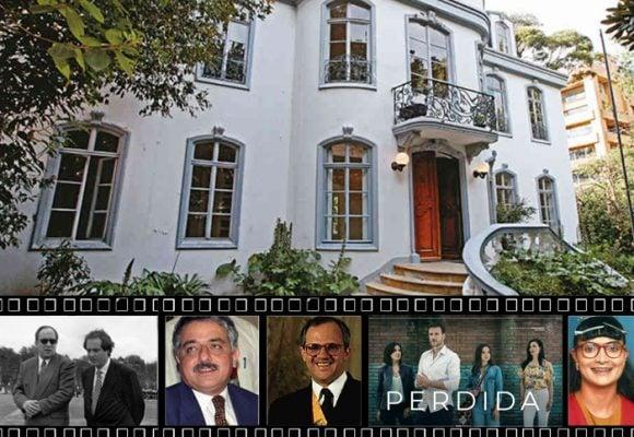 La mansión donde se fraguó el Proceso 8000 de Samper vuelta estudio de Netflix
