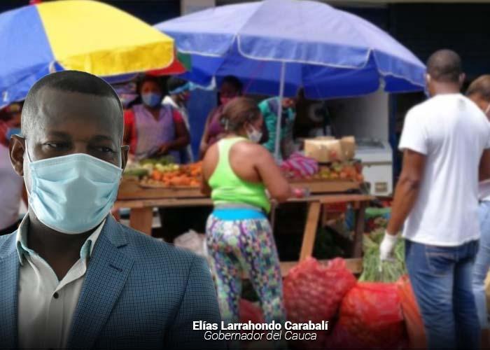 Crisis en la salud del Cauca