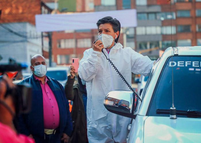 La esquizofrenia del gobierno de Bogotá