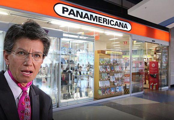 Regaño de Claudia López a Panamericana por