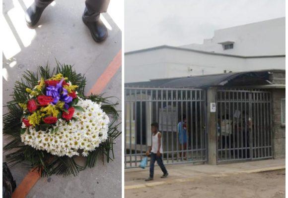 Clínica Adela de Char, blanco de protesta por fallecidos de Covid-19 en Barranquilla