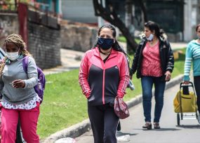 1.392 casos nuevos y 60 fallecidos por coronavirus en Colombia