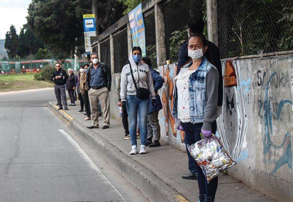 1.604 nuevos casos de contagio y 61 fallecidos por coronavirus en Colombia