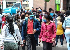 11.541 nuevos contagios y 204 fallecidos más por COVID-19 en Colombia