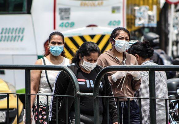 2.357 nuevos casos de contagio y 81 fallecidos por coronavirus en Colombia