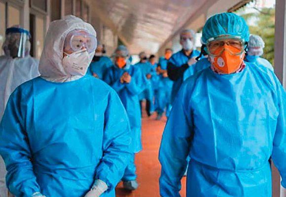 7.927 nuevos contagios y 186 fallecidos más por COVID-19 en Colombia