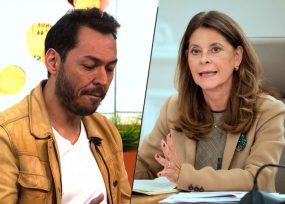 El autor de Matarife ya tiene abogado para contraatacar a Marta Lucía Ramírez