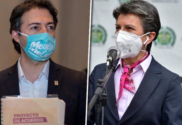 La trapeada que le pegaron los boyacenses a Claudia López y a Daniel Quintero