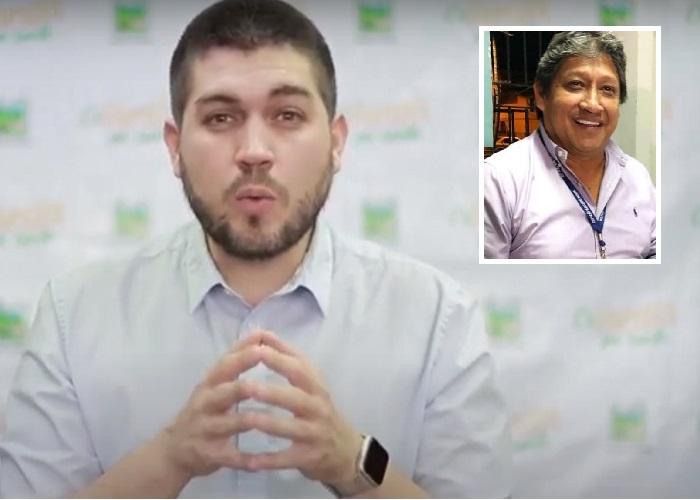 La denuncia del alcalde de Palmira en contra de su antecesor