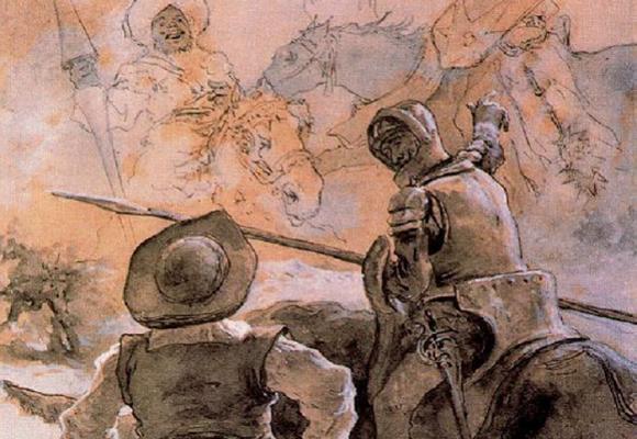 Una clase para Sanchos y Quijotes