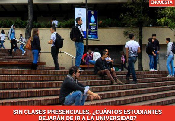 Desplome de matrículas de universidades: 12% menos