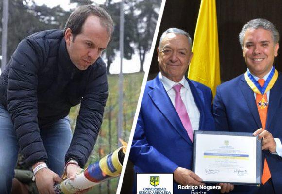 El Ministerio del Deporte, ¿una sucursal de la Sergio Arboleda?