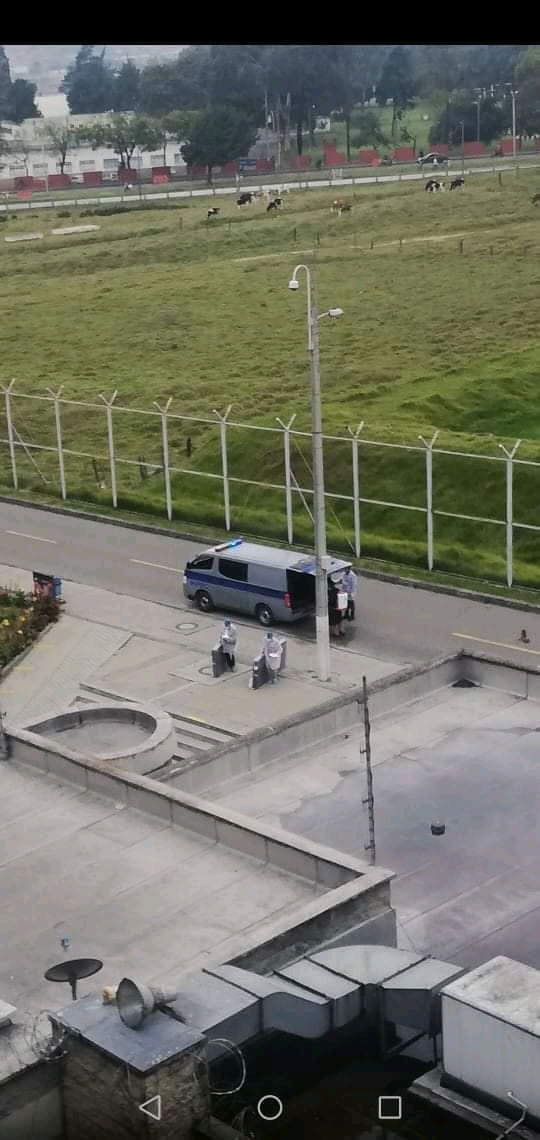 Estos serían los presos que llegan de aislamiento al ERON. Foto: Cortesía