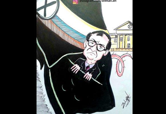 Caricatura: ¿El fiscal de Duque?