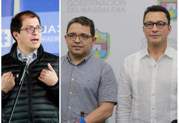 La defensa-ataque de Caicedo y Martínez a la Fiscalía