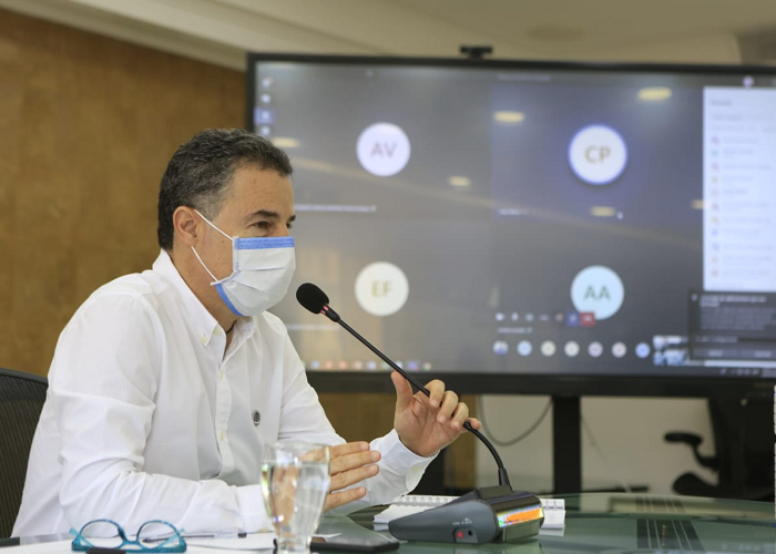 Aníbal Gaviria, un dirigente funcional al establishment