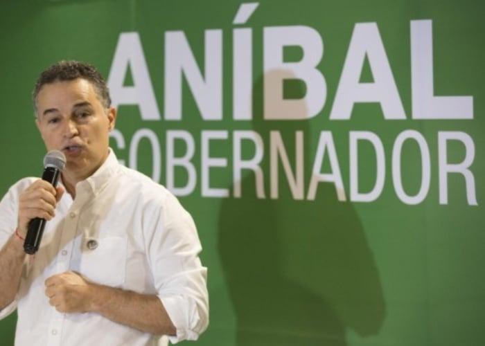 La politizada de la captura de Aníbal Gaviria