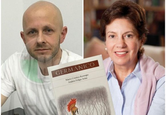 La novela de Andrés Felipe Arias en el top 5 de ventas