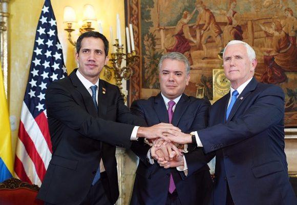 La historia detrás del fallido golpe de Estado en Venezuela