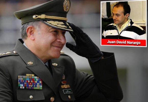 El hermano narco de Oscar Naranjo, un lio al que el general le dio la cara