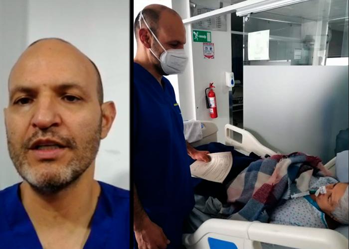Héroes, víctimas, victimarios: la pandemia y los trabajadores de la salud en Colombia
