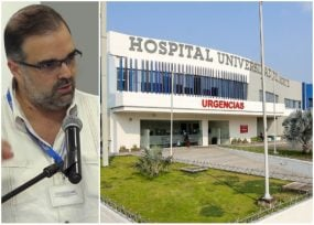 El desespero del director del Hospital Universitario del Norte
