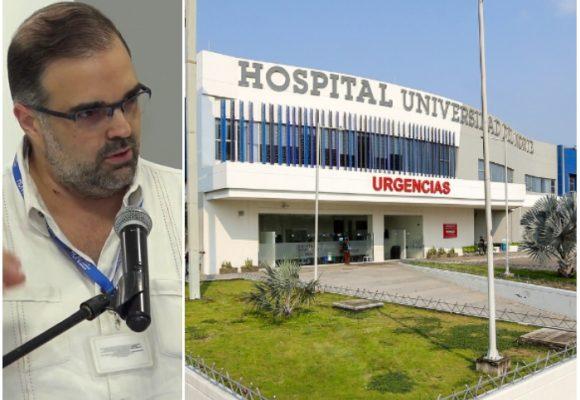 El desespero del director del Hospital Universitario del Norte
