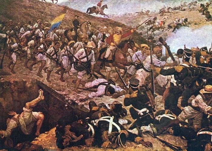 Del ensayo sobre la república en la América española de Sergio Arboleda