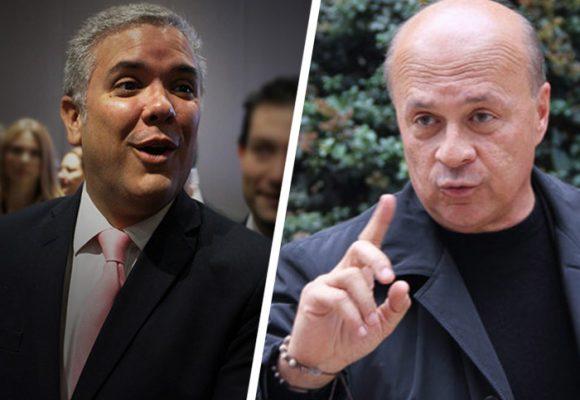Pulla de Carlos Antonio Vélez a Gobierno Duque