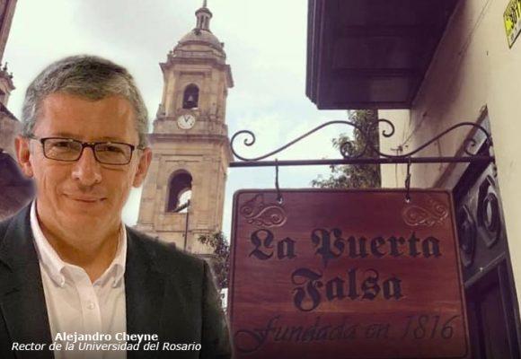 La Universidad del Rosario al rescate de La Puerta Falsa