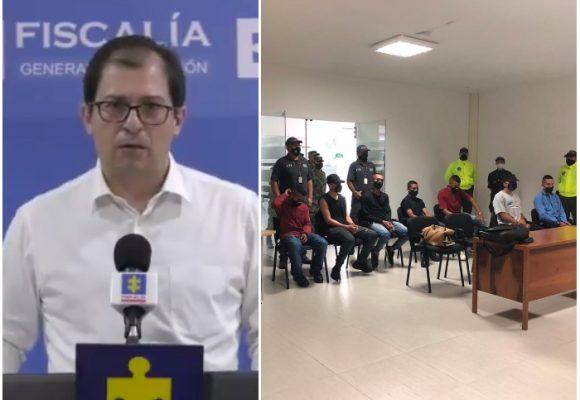 La laxitud del fiscal Barbosa con los 7 soldados que violaron a niña indígena