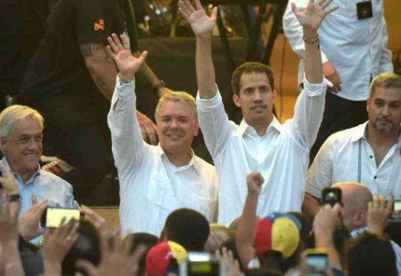 La tarde en la que Trump se convenció de que Guaidó y Duque eran un par de ineptoss