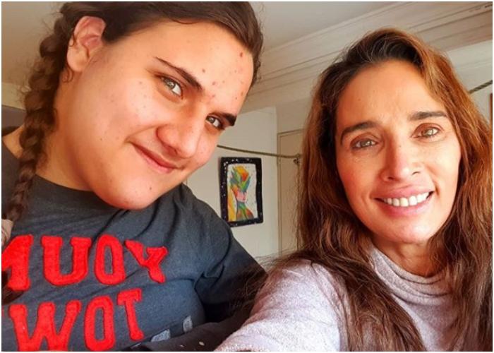 Luly Bossa en su hora más difícil despierta solidaridad en redes