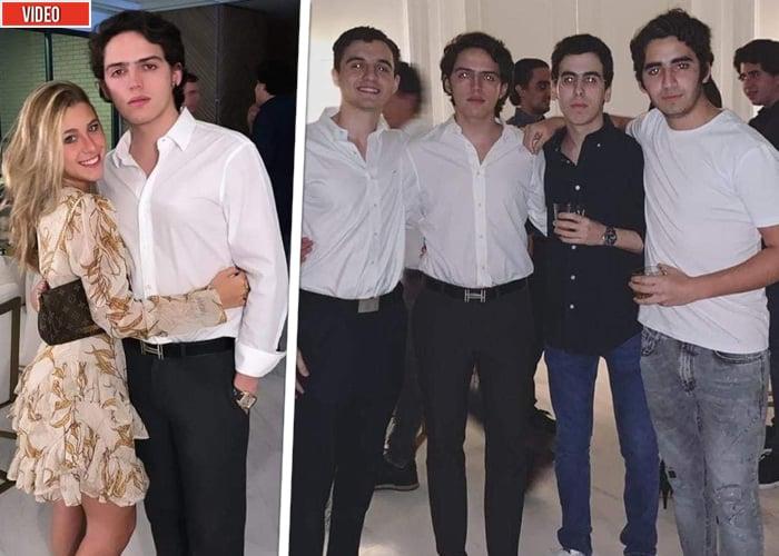 Fiesta de grado del Parrish de Barranquilla con los contagios disparados