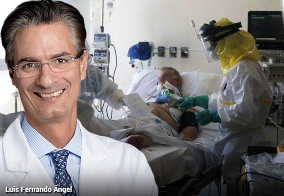 Un médico colombiano enfrentado al horror de las urgencias de un hospital en Nueva York