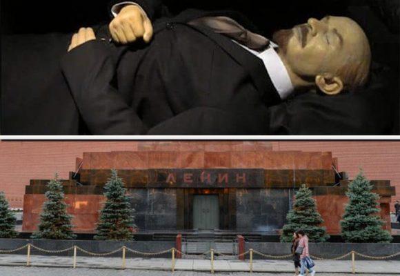 A la venta el Lenin embalsamado