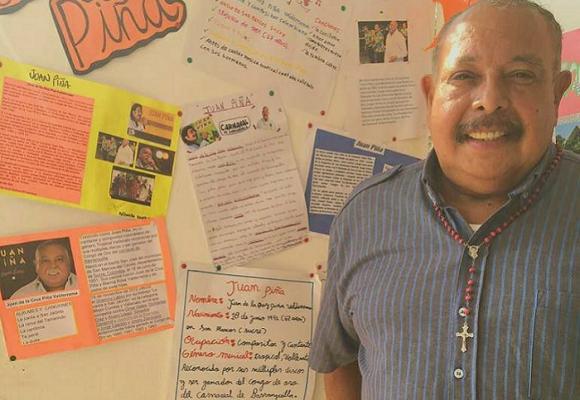 """""""Más que compadres, fuimos hermanos"""": Juan Piña sobre Rafael Orozco"""