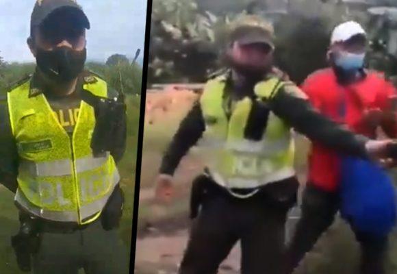 ¿Por qué es admirable lo que hizo el patrullero Ángel Zúñiga?