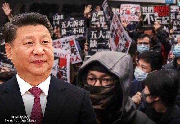 China reafirma su poder: Hong Kong y Taiwán en la mira
