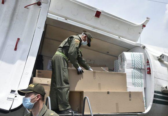 Atlántico y Barranquilla reciben nuevos ventiladores para antender el COVID-19