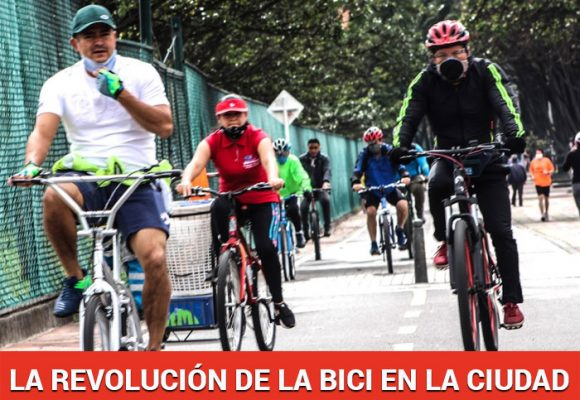 """""""Más ciclistas se tomarán las calles en America Latina"""""""