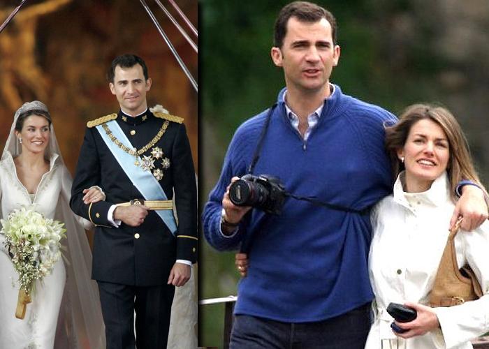 La ostentosa luna de miel de los reyes Felipe y Letizia resultó financiada por un empresario